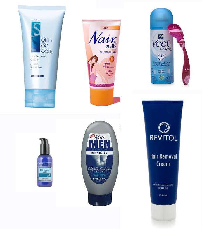 how to use hair removal cream for men