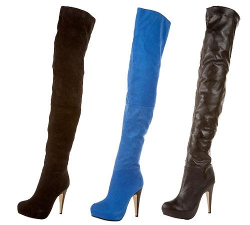 thigh high boots the newest fashion trend fashion conscious