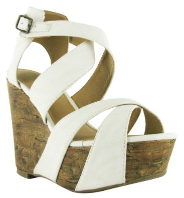 ac0637066432b3 Soda Effect Wedge Dress Heel - Wedge Junior Low Womens